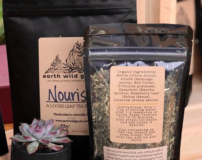 Nourish Loose Leaf Tea