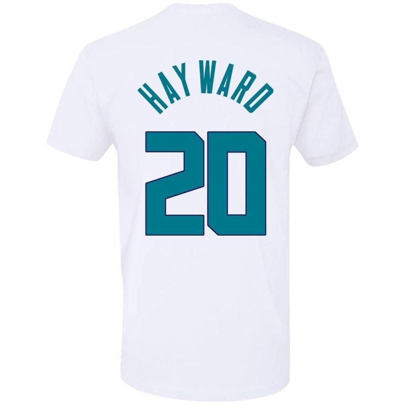 Gordon Hayward Charlotte Hornets Home Inspired Premium Short Sleeve T-Shirt