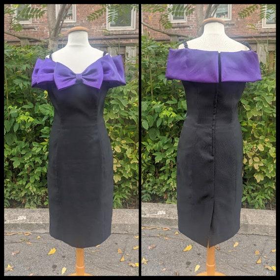 80s Cocktail Dress