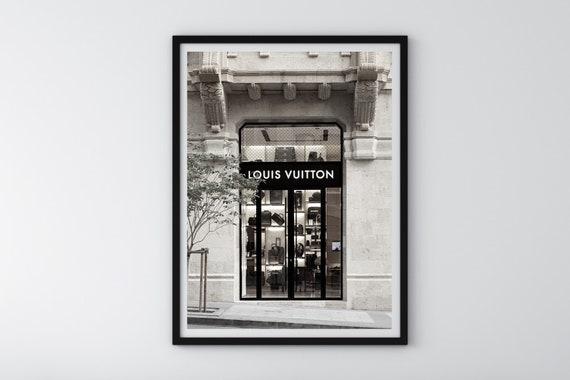 Black and White Fashion Prints A5 A4 A3 FREE POSTAGE