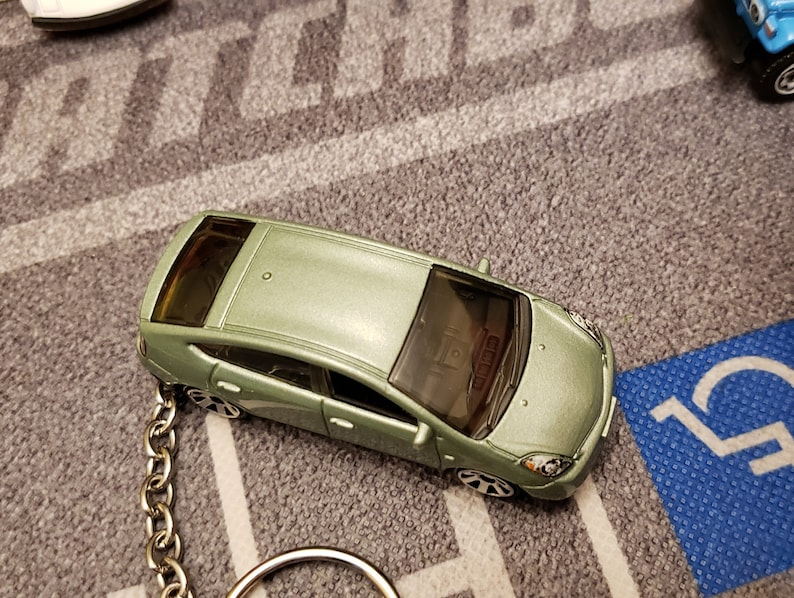 Keychain Key Fob Toyota Prius Keyring
