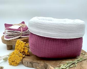 Nono cottons and the Titi basket
