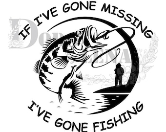 Download Gone Fishing Svg File Instant Download Vector Fishing Hobby Gift Idea Digital Files For Cricut Cameo Iron On Shirt N074 Clip Art Art Collectibles Jewellerymilad Com
