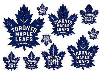 Toronto Maple Leafs Decal Etsy