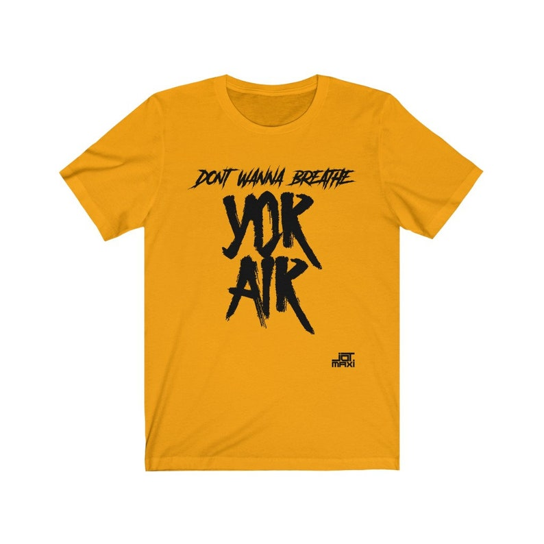 YOR AIR Jersey T-Shirt image 0