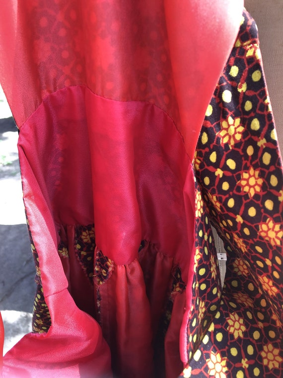 Peter Piper Picked Palazzo Pants 70s - image 6