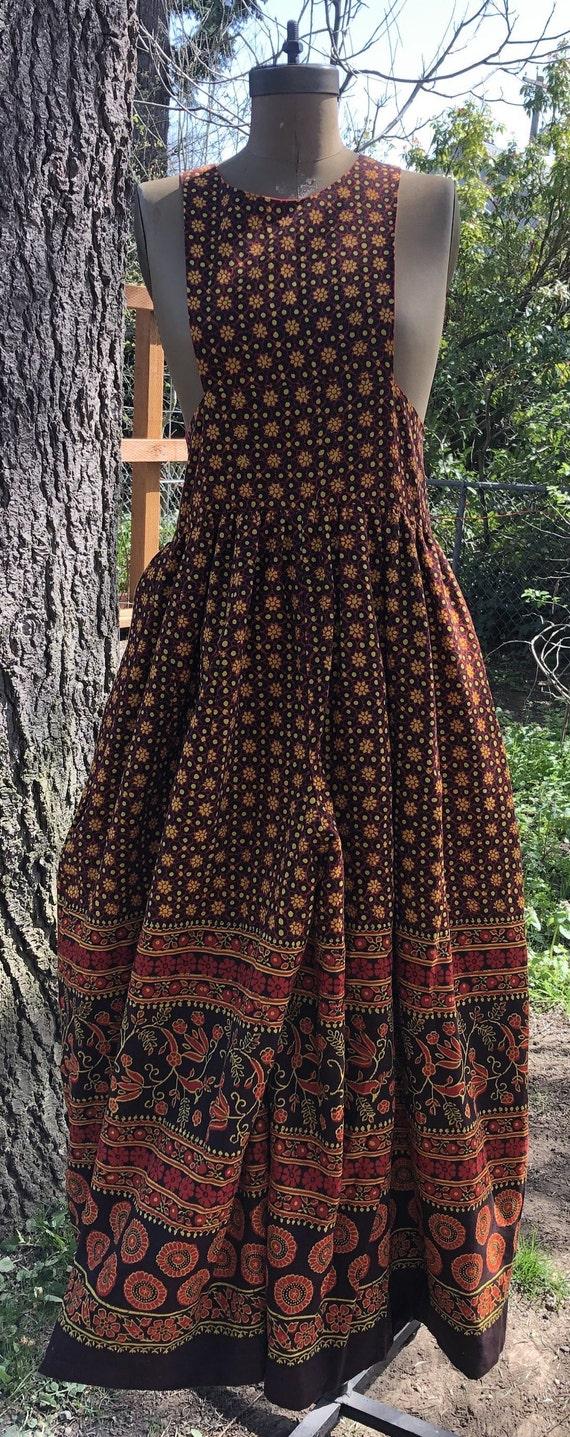 Peter Piper Picked Palazzo Pants 70s - image 2