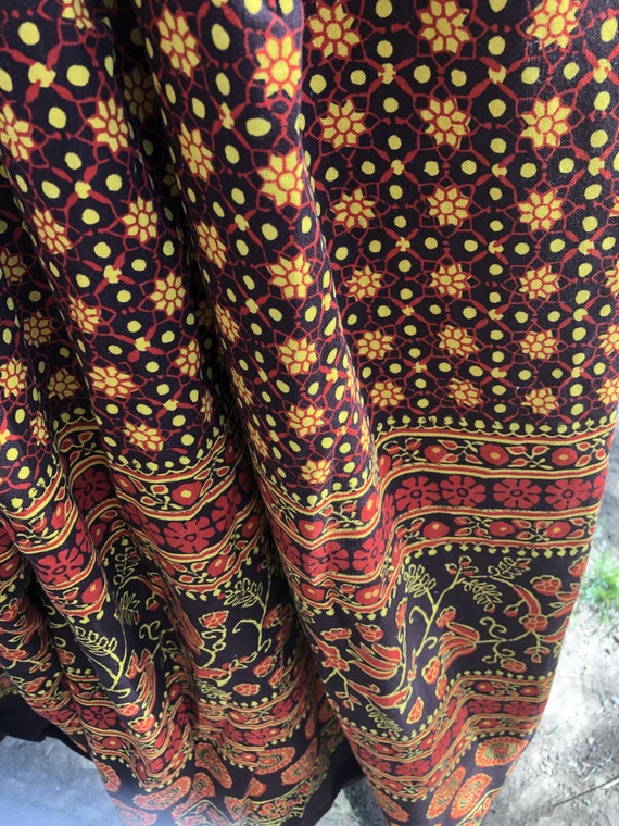 Peter Piper Picked Palazzo Pants 70s - image 4