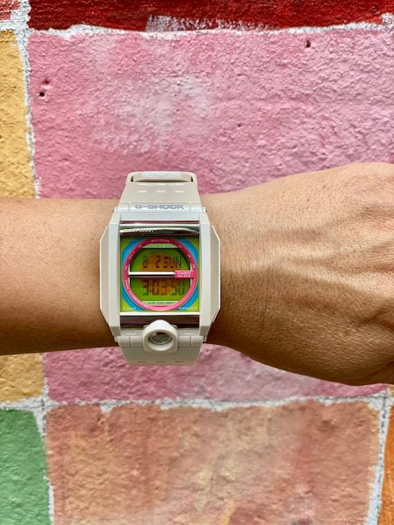 Rare Casio G-Shock 8100D -7DR