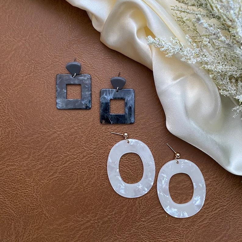 TPWK Music Video Inspired Earrings Harry Styles TPWK Earrings Polymer Clay Earrings