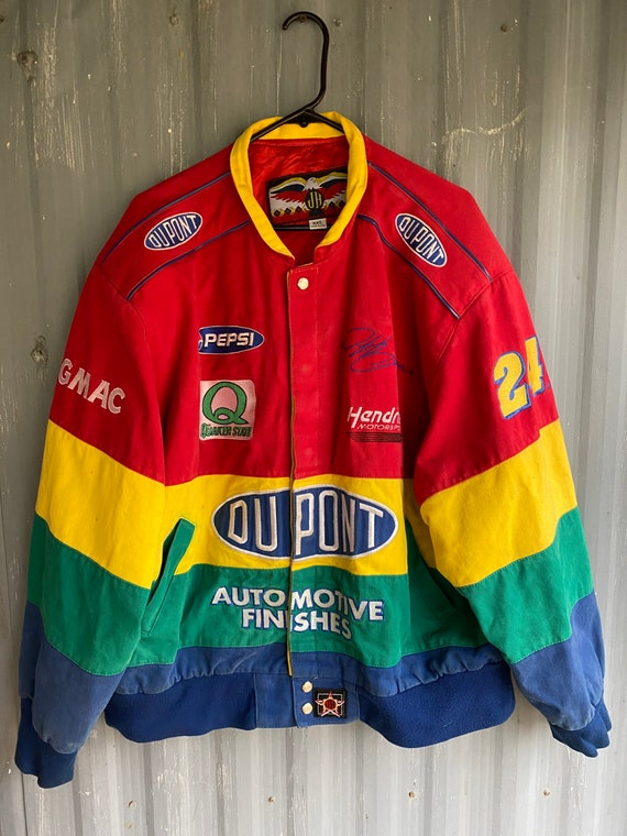 Rare vintage 1990s Jeff Gordon racing jacket
