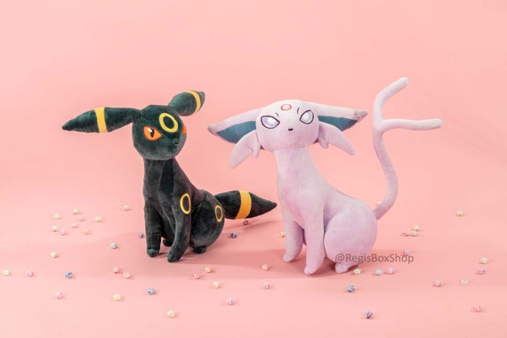 "Pokamon Espeon Eevee Evolution Plush Stuffed Animal Toy 5"" US Seller"