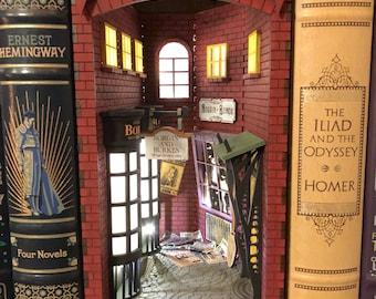 Knock Alley DIY Book Nook Kit