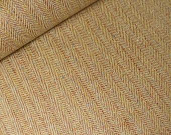Handwoven tweed