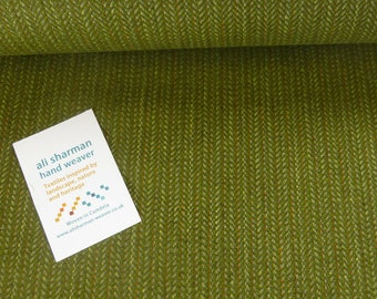 Howgill Cloth - green and green