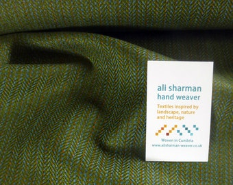 Howgill Cloth - blue and green