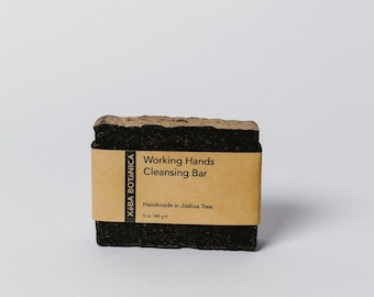 Working Hands Cleansing Bar