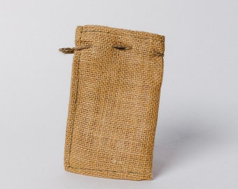 Burlap Soap Sleeve