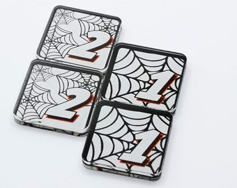 Spidey Resource Tokens for Marvel Champions LCG (Fan made) - 4 pcs