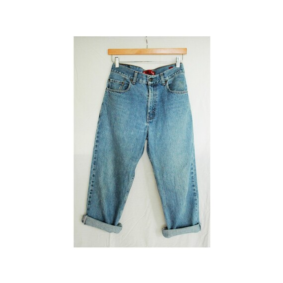 Vintage Levis 504 / Vintage Denim / Levis Jeans