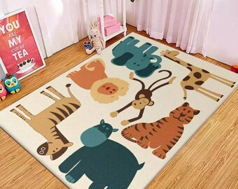 Boys Room Rug Etsy
