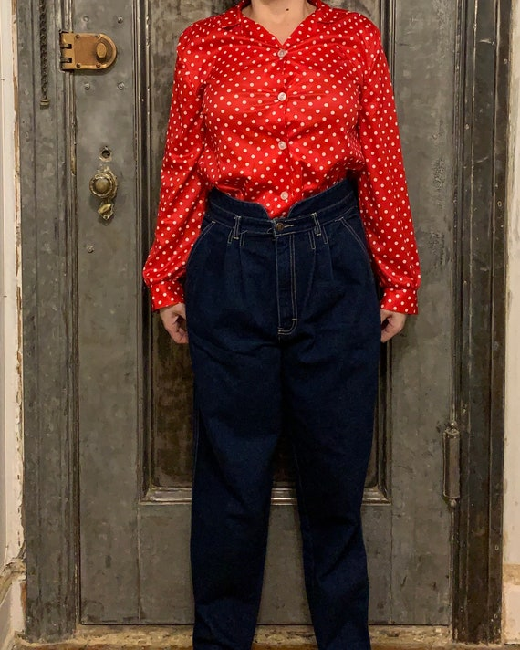 Vintage Gitano High Waisted Jeans