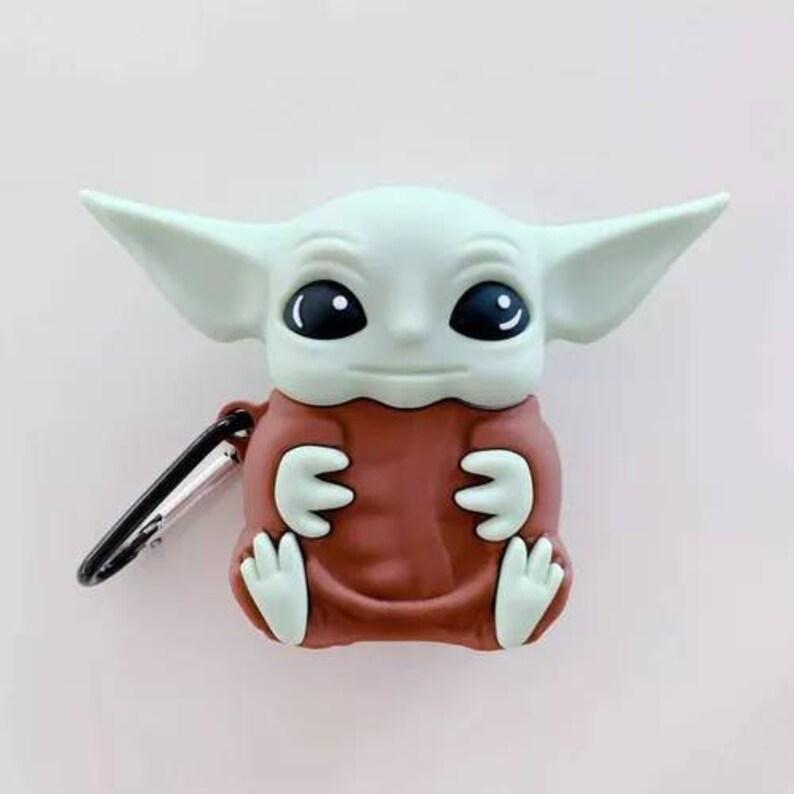 Baby Yoda Airpod Cases Generation 1 /& 2 Star Wars