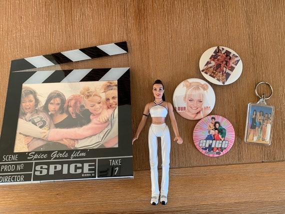 Spice Girls Memorabilia Set