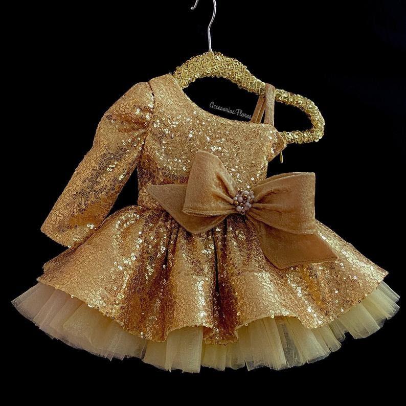 Baby Shower Diaper Princess Dress Flower Birthday Dress Baby Girl Dress Flower Pink Girl Dress Fancy Girl Dress Baby Girl Toddler