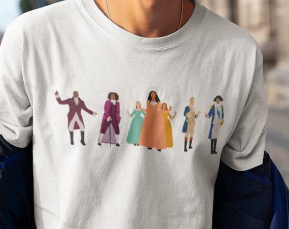 Hamilton Musical T-Shirt