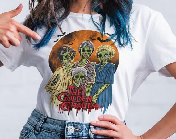 The Golden Girls Halloween Version T-Shirt
