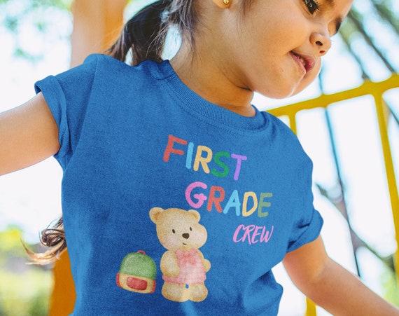 First Grade Crew T-Shirt