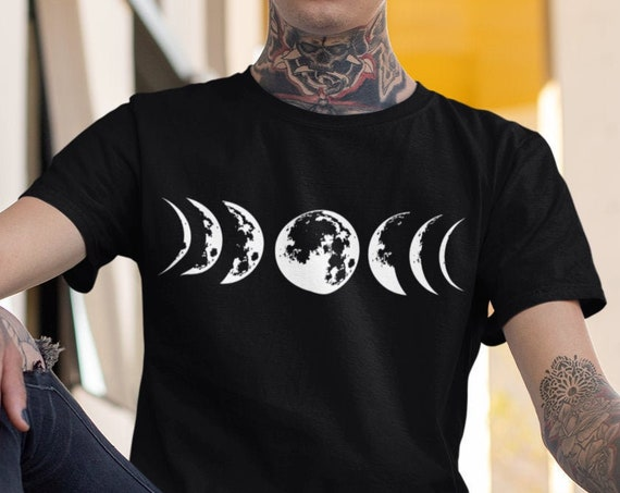 Moon Phases Moon Child T-Shirt