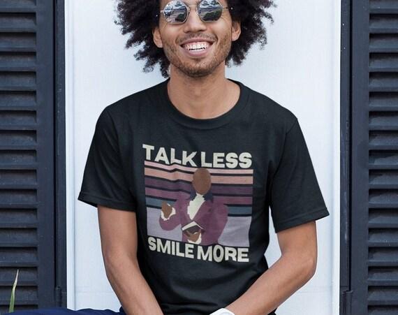 Hamilton Aaaron Burr Talk Less Smile More T-Shirt