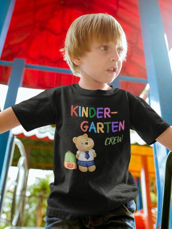 Kindergarten Crew kids T-Shirt
