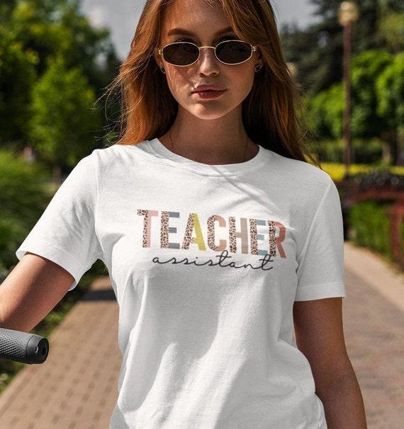 Teacher Assistant T-Shirt