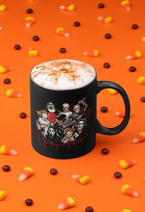 Halloween Horror Movie Classics Coffee Mug Collection