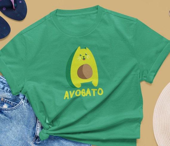 Cat Avogato Cat Lover T-Shirt
