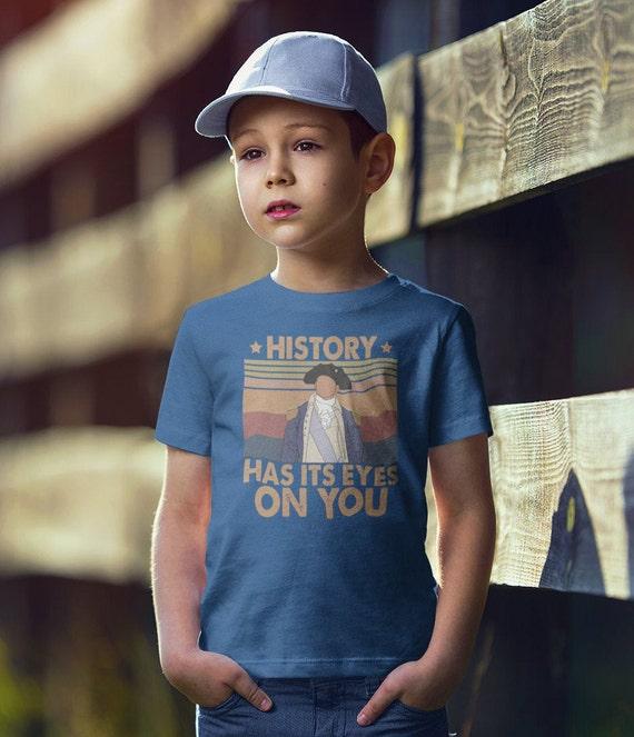 Hamilton History Has It's Eyes on You
