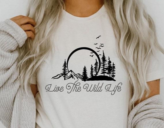 Live the Wild Life T-Shirt