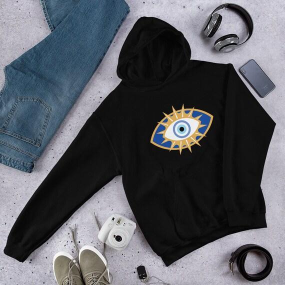 Evil Eye Unisex Hoodie