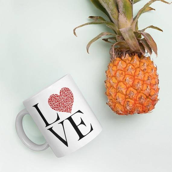 Love Valentine's Day Mug