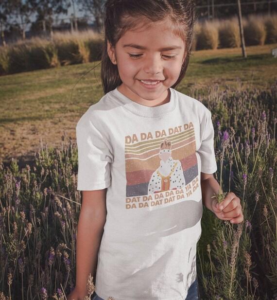 Hamilton Musical King George Lyrics Kids T-Shirt