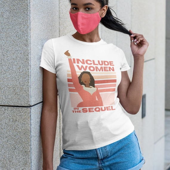 Angelica Women in the Sequel Hamilton Inspired T-Shirt