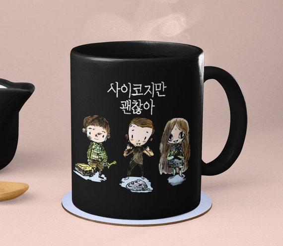 It's Okay Not to Be Okay Moon Sang-tae Story Mug
