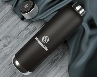 StreamLite: Soundwave Bluetooth Water Bottle 22oz
