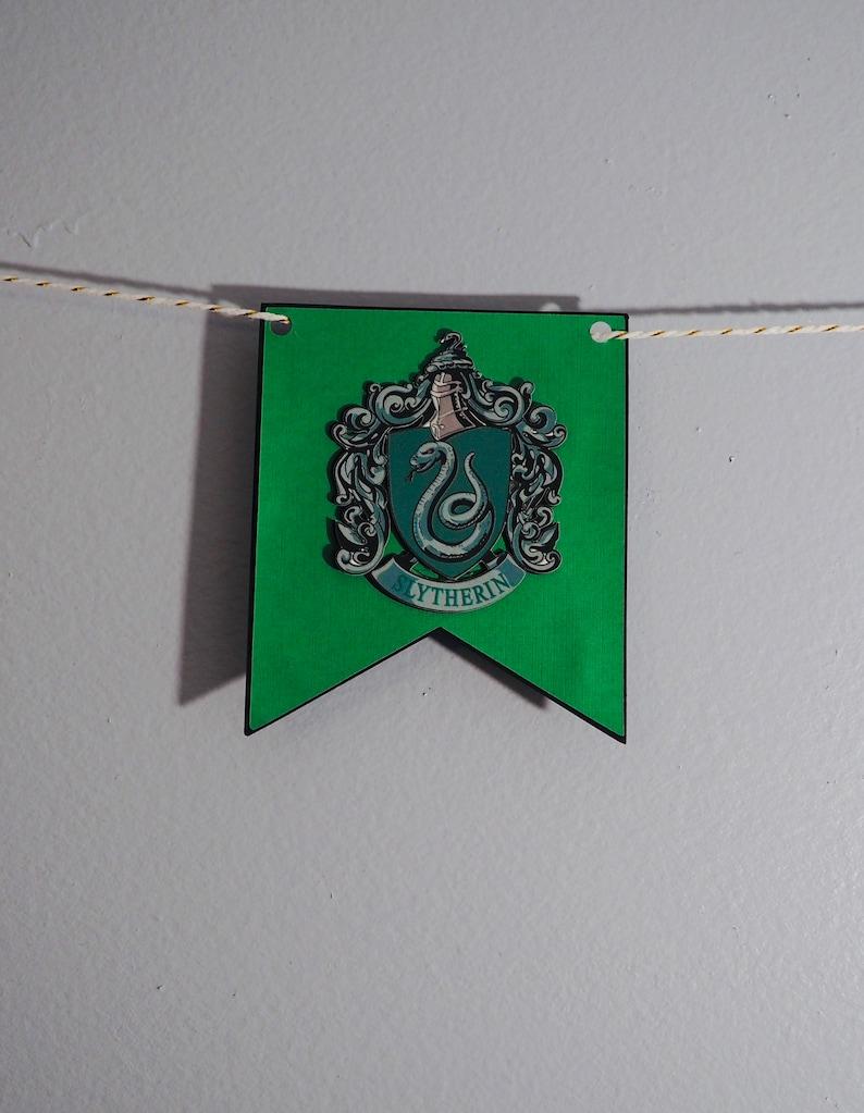Customizable Wizard Birthday Banner Harry Potter Inspired Birthday Banner