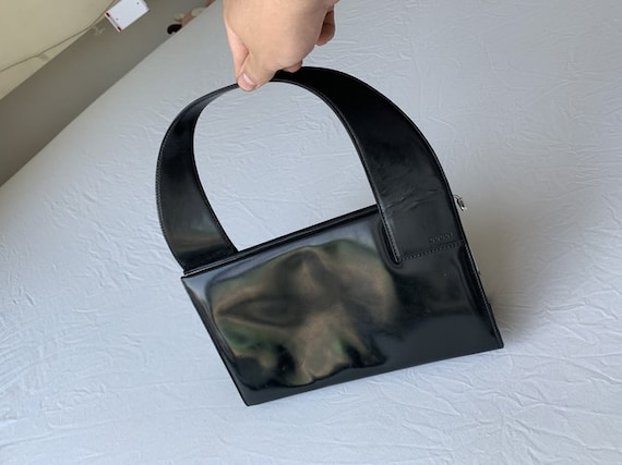 Black Gucci Handbag