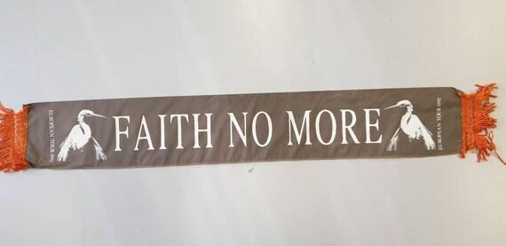 Faith No More tour scarf 90s NEW!