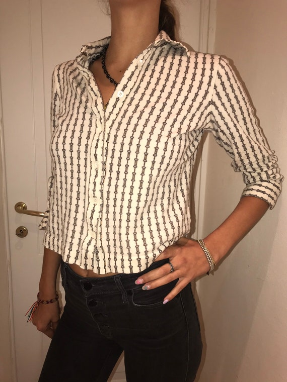 Celine vintage shirt